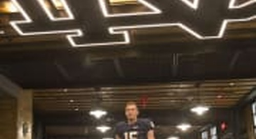 Notre Dame Was An Easy Choice For Punter Commit Jay Bramblett