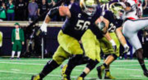 Landing Quenton Nelson Is A Franchise Changing Pick For The Colts