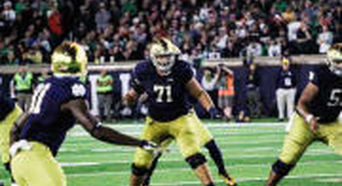 Alex Bars, Julian Love Possess Traits To Be Notre Dame Captains