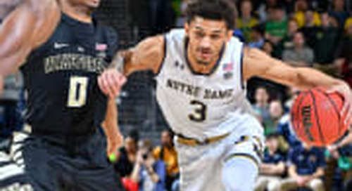 Quick Hits: Notre Dame's 75-68 Loss To Wake Forest