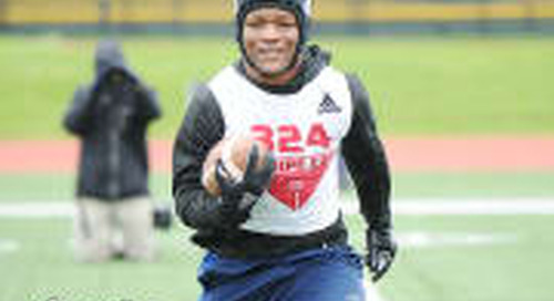 Notre Dame Makes The Top Group For Rivals250 RB Reggie Love