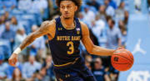 Notre Dame Pulls Out Unlikely 64-62 Win Over Toledo