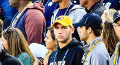 Notre Dame Offers 2019 LB Jack Kiser
