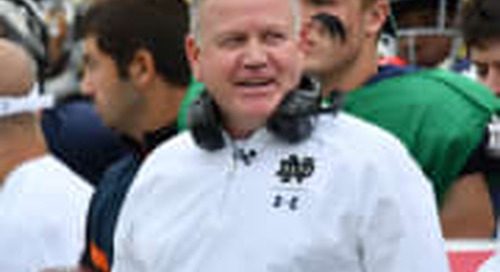 Quick-Hitters: Brian Kelly Oct. 22 Press Conference