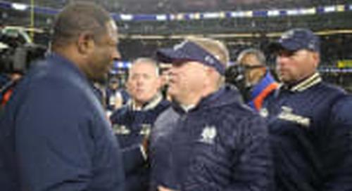 BGI Staff Predictions: Notre Dame Vs. Syracuse