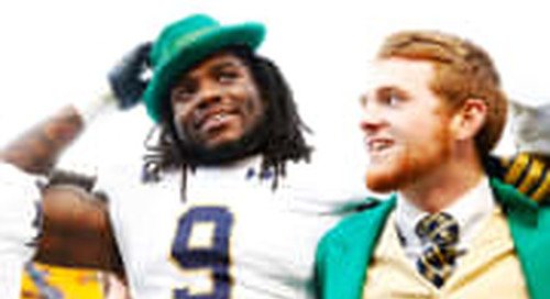 How Important Has In-State Recruiting Been To Notre Dame Under Brian Kelly?