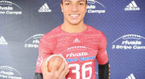 2019 DE Aeneas DiCosmo Is 'Wise Beyond His Years'