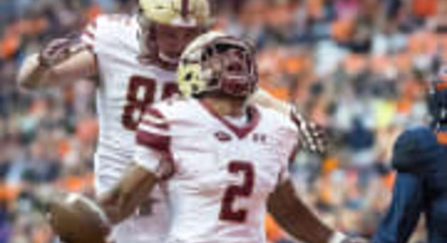 PODCAST: The Other Sideline — Boston College