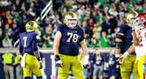Notre Dame's 25 Most Important Players: No. 23, Tommy Kraemer