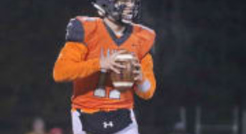 Irish QB Commit Stars In State Title Win