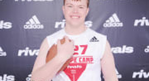 2020 OL Target Headed To Notre Dame This Weekend