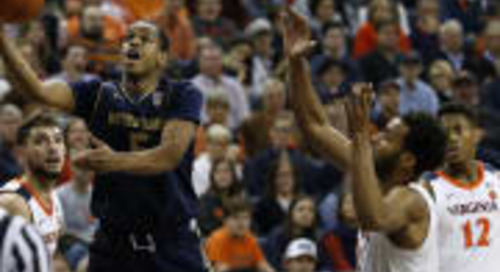 Quick Hits: Notre Dame's 60-54 Loss To Virginia