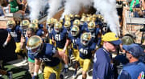 Notre Dame-Boston College Countdown: 10 To 1