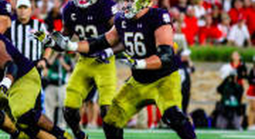NFL DRAFT: Indianapolis Colts Draft Quenton Nelson No. 6