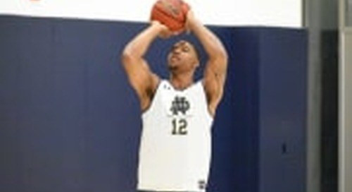 Notre Dame 'Bigs' Provide Multiple Options In Lineup