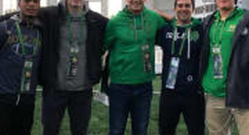 """TE Commit Kevin Bauman Recaps """"Special"""" Notre Dame Official Visit"""