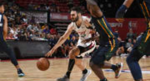 Irish In The 2018 NBA Summer League Recap
