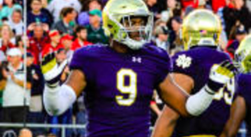 Irish Huddle Podcast: Looking At The Defensive Questions For Notre Dame