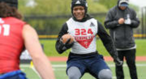 2020 RB Target Reggie Love 'Always Dreamed' Of Playing At Notre Dame
