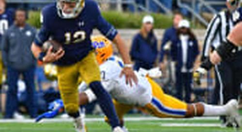 Notre Dame Vs. Pitt: On Paper