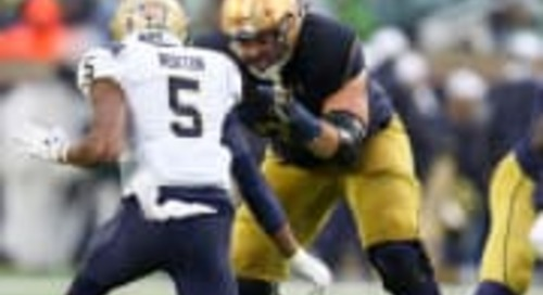 Notre Dame G Alex Bars Named Street & Smith's Preseason All-American