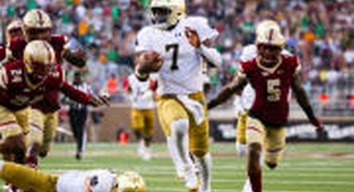 QB Brandon Wimbush Named To 2018 Maxwell Award Watch List