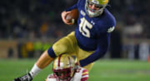 Lou's Confessions: Notre Dame  Phil Jurkovec Blame Game
