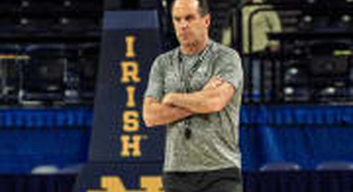 Mike Brey Outlines Notre Dame Basketball's Summer Plans, Return Timeline