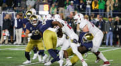 Notre Dame 2018 Vs. 2012: What Is Different?