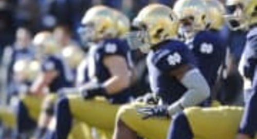 Notre Dame Postpones Saturday's Game At Wake Forest Due To COVID-19 Issues