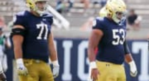 Irish Huddle Podcast: Previewing The 2019 Notre Dame Draft Prospects