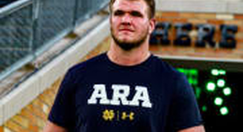 49ers Targeted A Premium Player And Got One In Mike McGlinchey