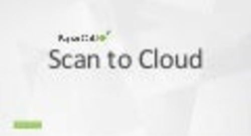 PaperCut Scan to Cloud Storage