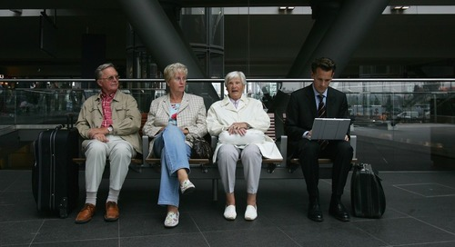 Why Businesses Misunderstand Old People