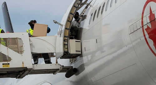 How data drives Air Canada's cargo business