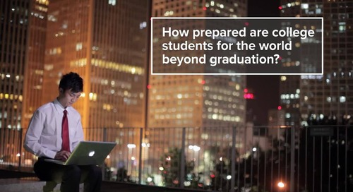 Preparing Students for a World Beyond Graduation