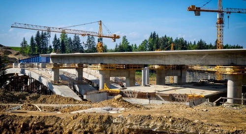 Infrastructure Construction Experts Stress Digitization, Collaboration as Keys to Success