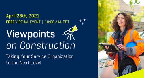 Introducing 'Viewpoints on Construction' Virtual Series