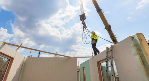 Modular Construction: Initiatives, Technology and the Future Landscape
