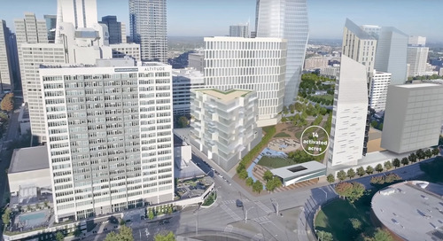 Video: Central Atlanta Progress unveils new vision for downtown Stitch project