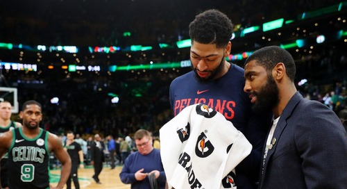 """How could the Celtics summer go: The """"Welcome to Boston, AD"""" option"""