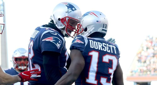 The best and worst plays from the Patriots' 41-28 win over the Chargers