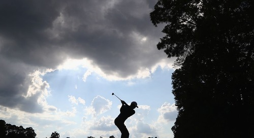 Is golfing a violation of Atlanta's stay-at-home order, or an 'essential' springtime activity?