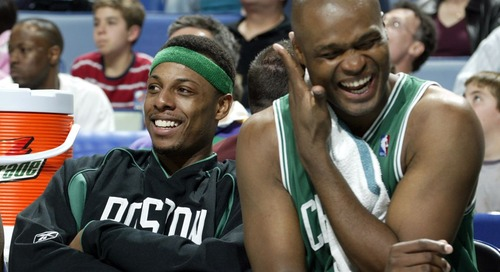 Appreciating the 2001-02 Boston Celtics