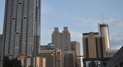 Mapping Atlanta's 10 tallest towers, from downtown to Buckhead
