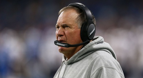 POLL: How would you grade the Patriots coaching staff at the bye week?