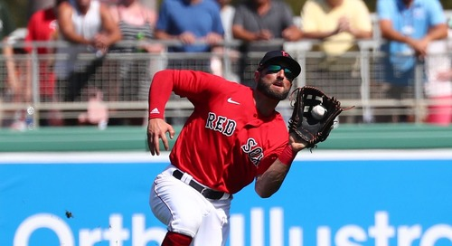 Daily Red Sox Links: Kevin Pillar, Carlton Fisk, Rafael Devers