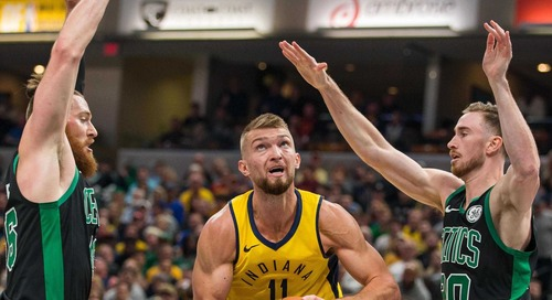 Ainge optimistic with Baynes and Hayward injuries, Celtics' playoff chances