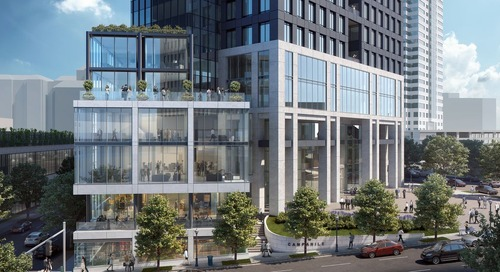 Exclusive: How Midtown's ongoing Campanile expansion could enliven Peachtree