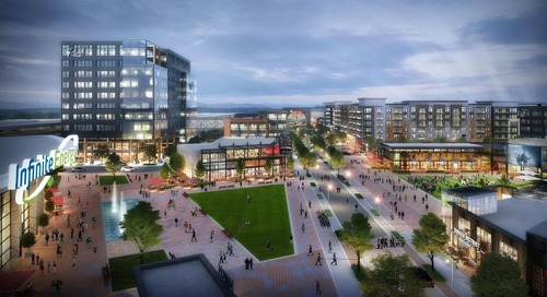 Gwinnett's massive mixed-use Revel paused; county seeks new development partner